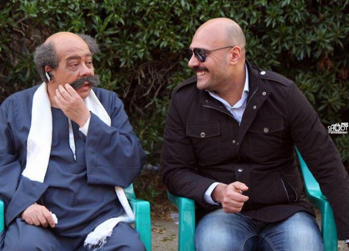 أحمد آدم ووليد فواز في قرمط بيتقرمط