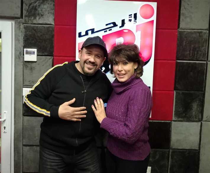 أنوشكا وهشام عباس