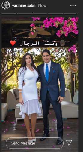 """ياسمين صبري تعلق بعد مقلب """"رامز مجنون رسمي"""" جوزي سيد الرجالة"""