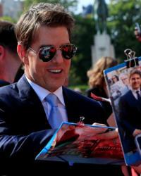 توم كروز وفريق عمل Mission: Impossible - Fallout في جولته الترويجية حول العالم