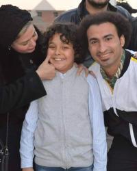 """9 صور- علي ربيع يحتفل بانطلاق تصوير """"فكرة بمليون جنيه"""".. مسلسله فى رمضان 2019"""