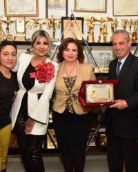 88 صورة من تكريم إلهام شاهين ومحمود حميدة وعزت العلايلي في حفل استفتاء السينما المصرية
