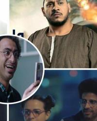 أبطال مسرح مصر