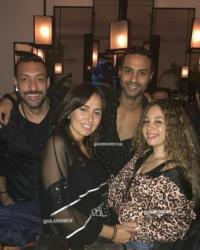 كريم فهمي يحتفل بعيد ميلاده الـ37