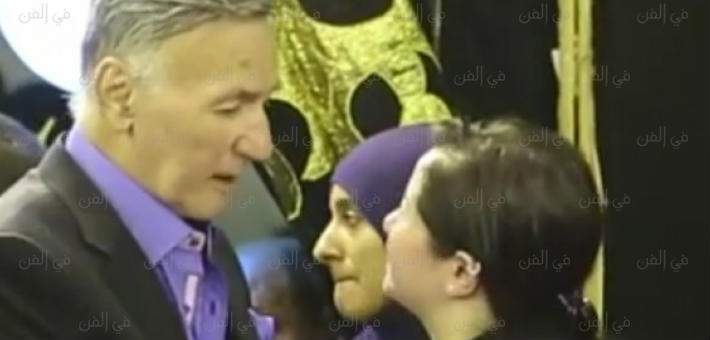 عزت أبو عوف ومي نور الشريف