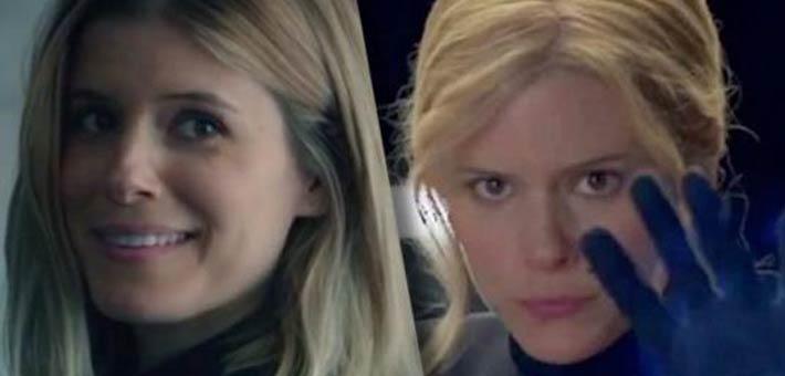 كيت مارا في Fantastic Four