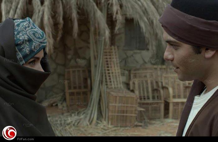 آسر ياسين وصبا مبارك في مسلسل العهد
