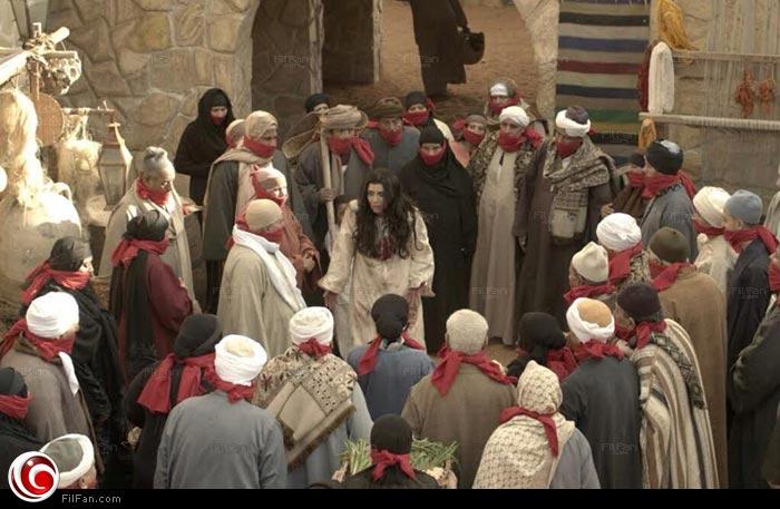 غادة عادل في مسلسل العهد