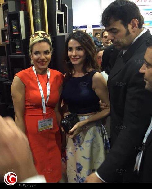 نور التركية في معرض سوق السفر العربي في دبي