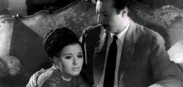 مشهد من فيلم غروب وشروق