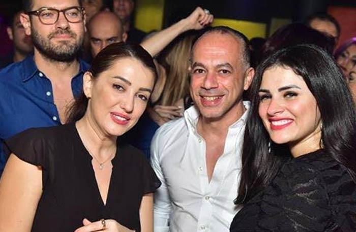 4ac91b854 بالصور- الظهور الأول لعمرو يوسف وكندة علوش بعد عقد قرانهما | في الفن
