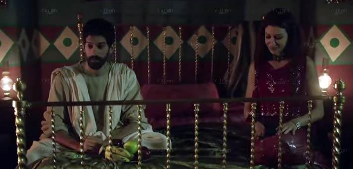 أروى جودة وأحمد مجدي في مسلسل