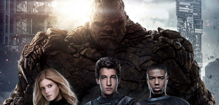 ملصق فيلم The Fantastic Four
