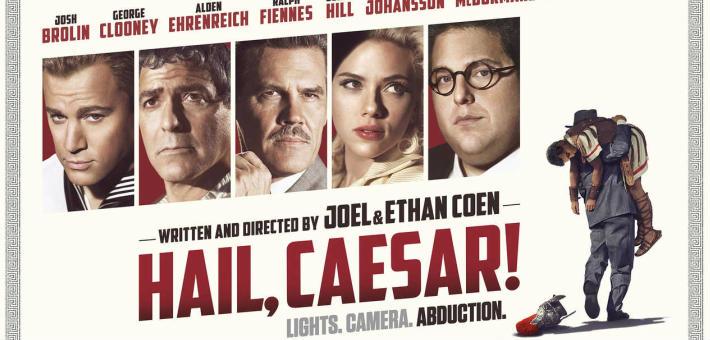 الملصق الدعائي لـ!Hail, Caesar