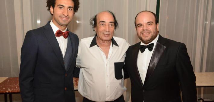 محمد عبد الرحمن وعلي ربيع