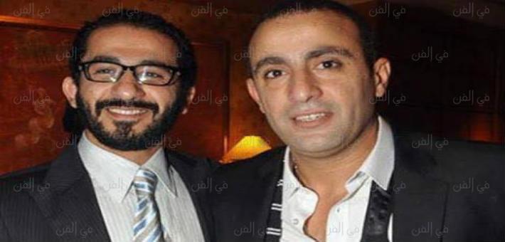 أحمد السقا وأحمد حلمي