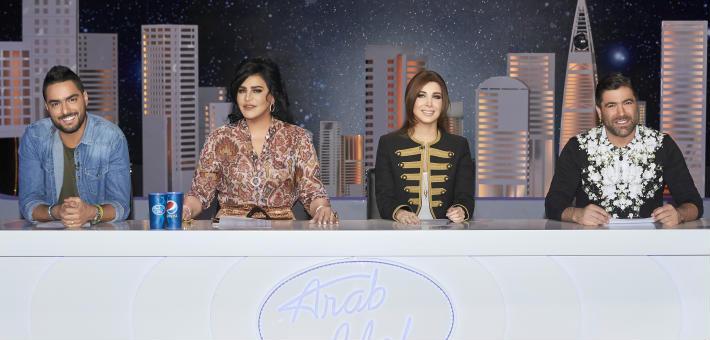 5c675ddb3 في آخر حلقات تجارب الأداء من Arab Idol نانسي تبكي.. ومتسابق يقلدها ...
