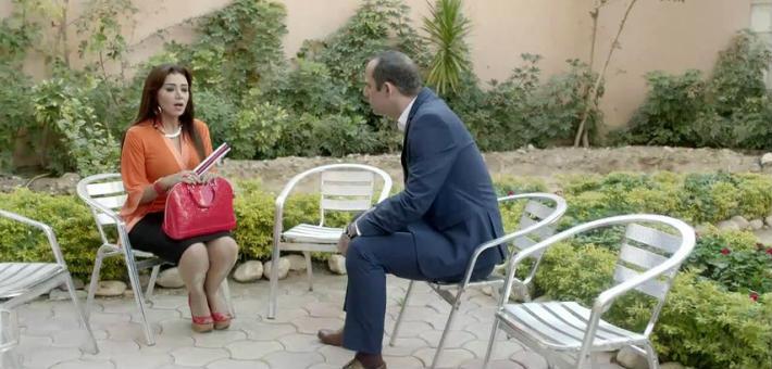 رانيا يوسف في مسلسل عيون القلب