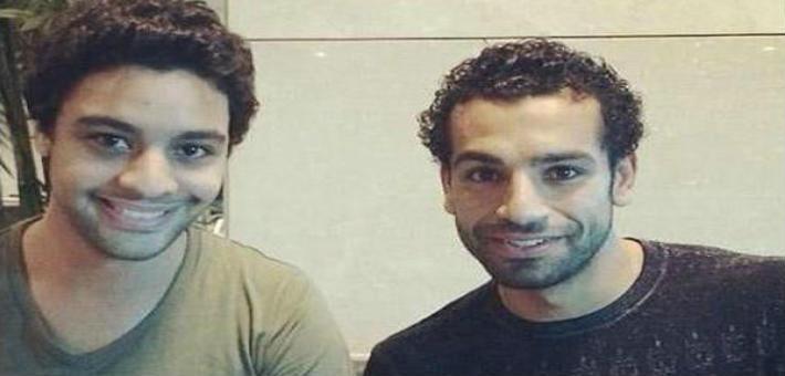 أحمد جمال ومحمد صلاح