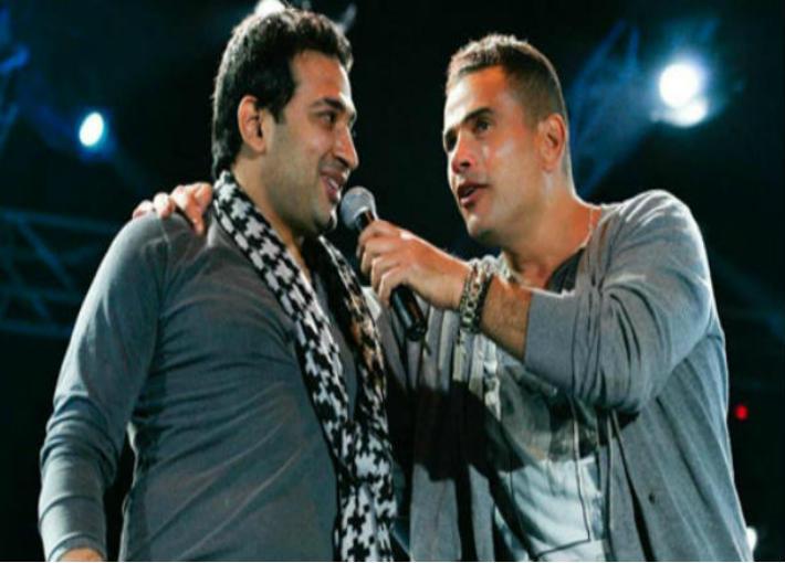 بالفيديو- تامر حسين يكشف كوبليه محذوف من أغنية عمرو دياب