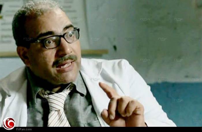 """بيومي فؤاد مجسدا """"الدكتور ربيع"""" في مسلسل """"الكبير"""""""