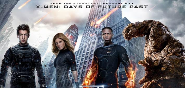 ملصق فيلم Fantastic Four