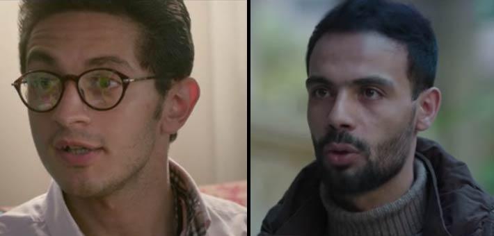 شريف إدريس و يوسف عثمان