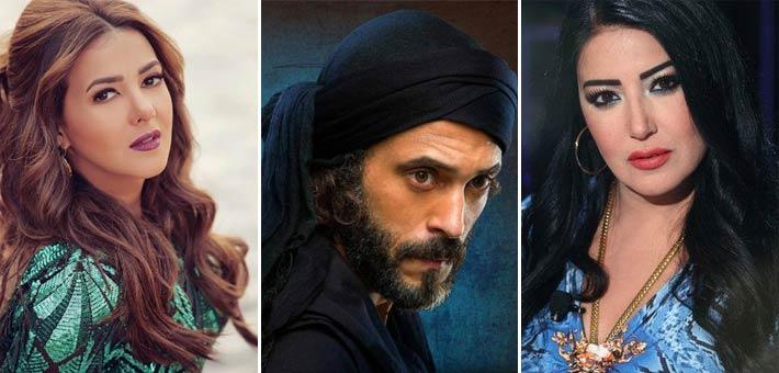 فنانين لن يشاركوا في دراما رمضان 2018