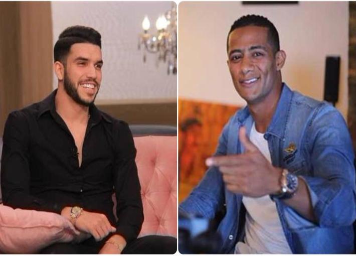محمد رمضان ووليد أزارو