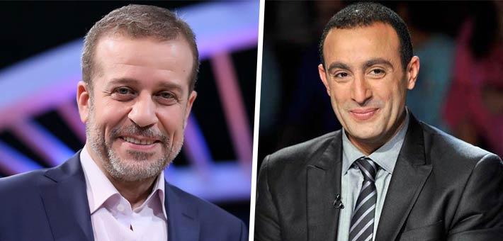 أحمد السقا وشريف منير
