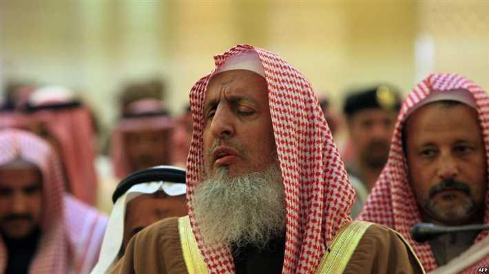 المفتي العام للسعودية عبد العزيز آل شيخ