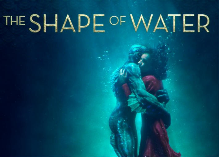 فيلم the Shape of water