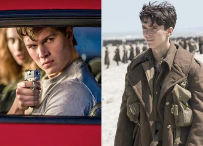 baby driver vs dunkirk