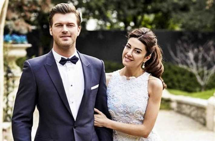 كيفانش تاتليتوج وزوجته