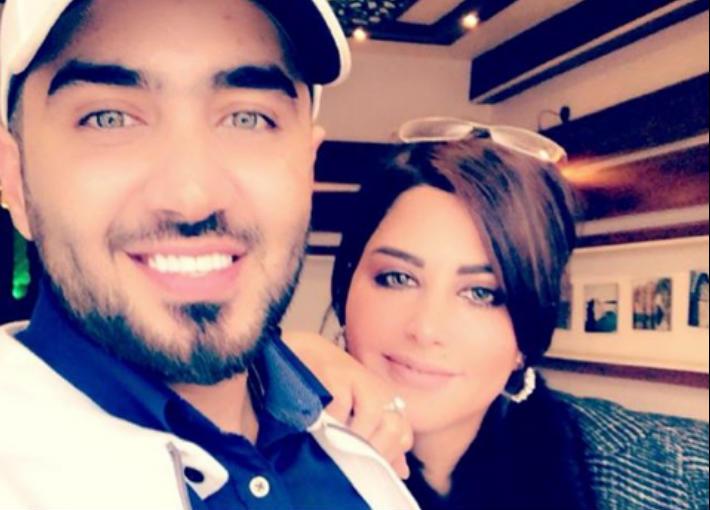 شمس الكويتية وعلي الخالدي