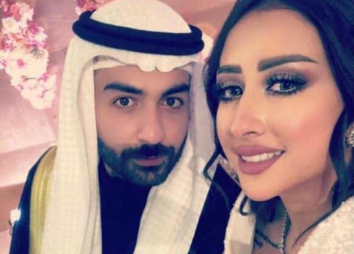 فرح الهادي وزوجها