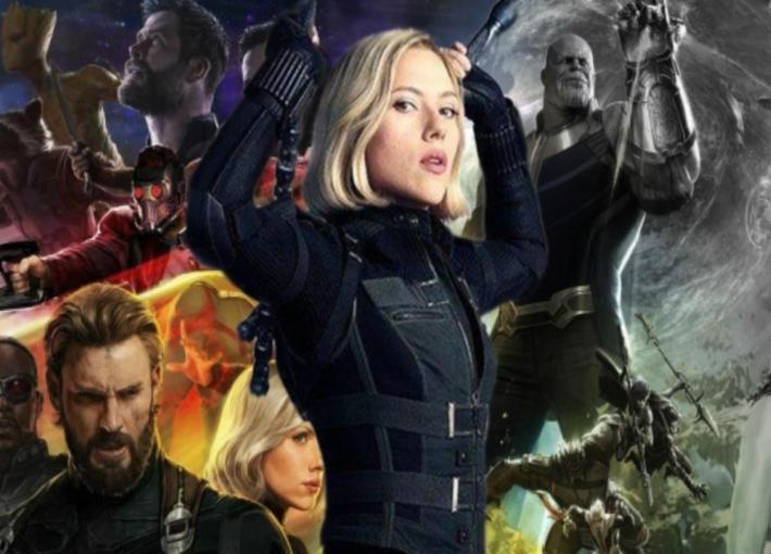 بالفيديو- سكارليت جوهانسون تسخر من أبطال فيلم Avengers: Infinity ...