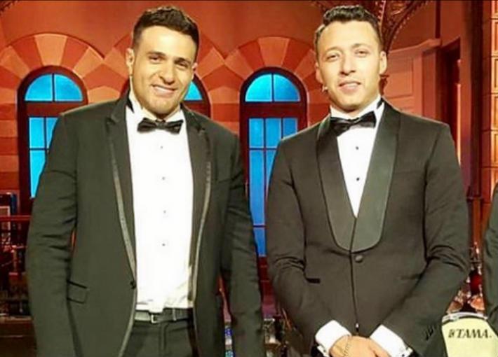محمد نور وأحمد فهمي