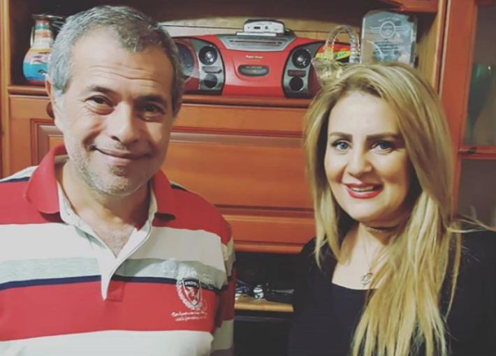 رانيا محمود ياسين وتوفيق عكاشة