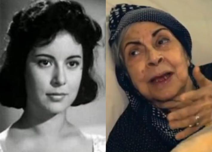 وفاة الفنانة آمال فريد عن عمر 80  عاماً