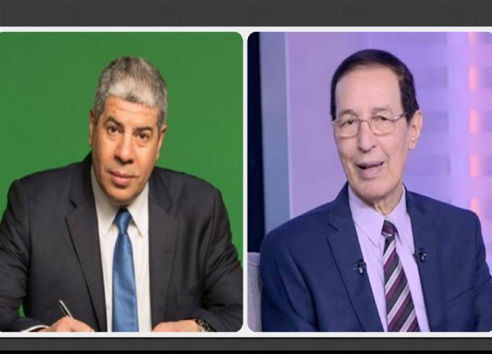 حمدي الكنيسي وأحمد شوبير