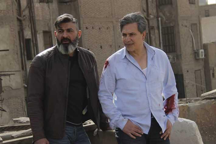 محمد رياض وياسر جلال