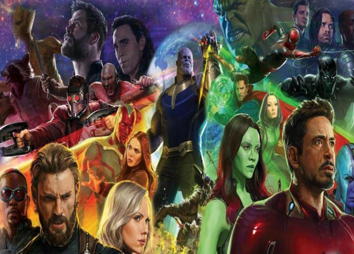فيلم Avengers: Infinity War يكسر حاجز الملياري دولار.. تعرف على ترتيبه في القائمة العالمية