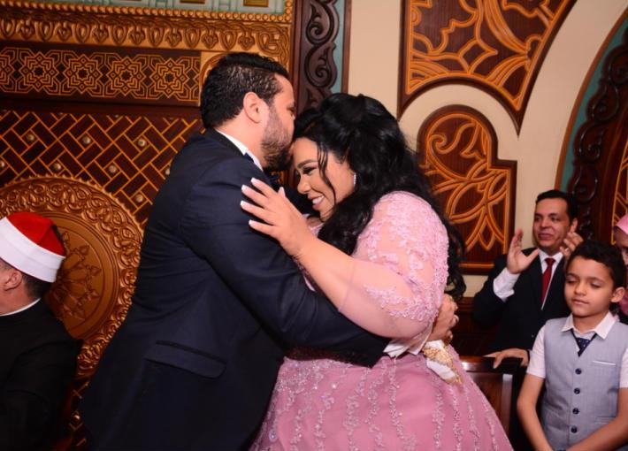 شيماء سيف تستعد لحفل زفافها.. هذا موعده