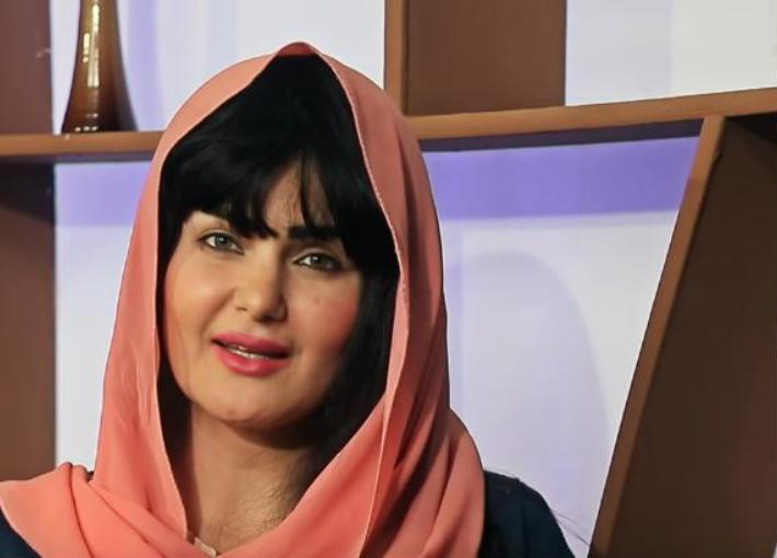 سما المصري في إعلان برنامجها الديني