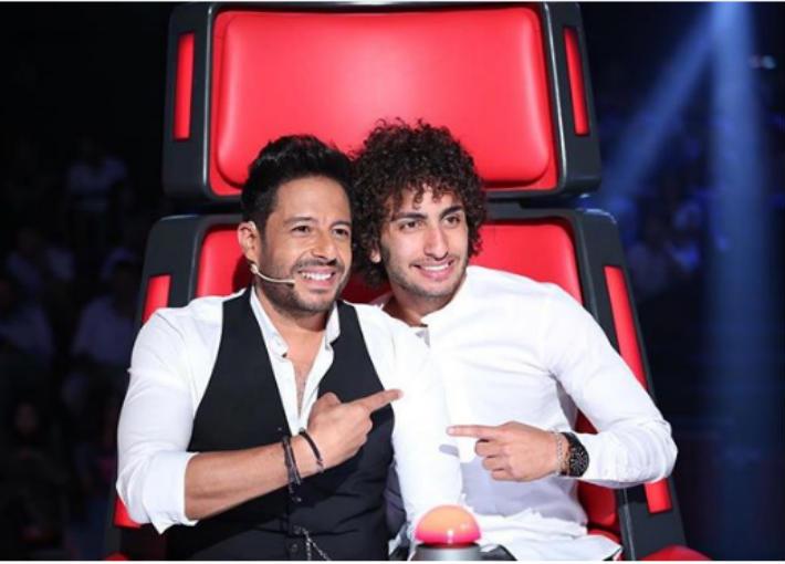 محمد حماقي وعمرو وردة