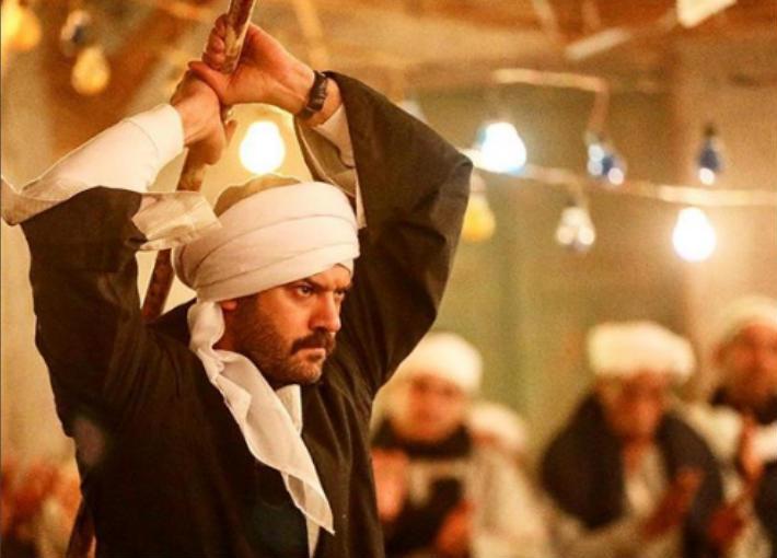 """عمرو يوسف في مسلسل """"طايع"""""""