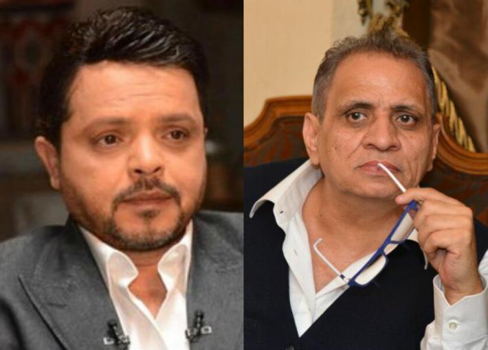 أحمد السبكي ومحمد هنيدي