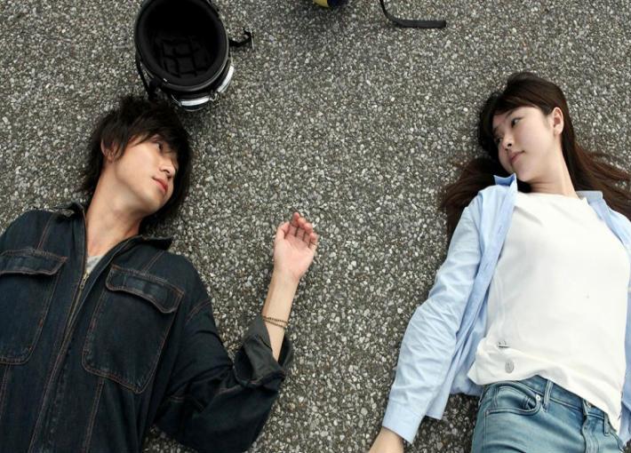 لقطة من فيلم Asako I & II