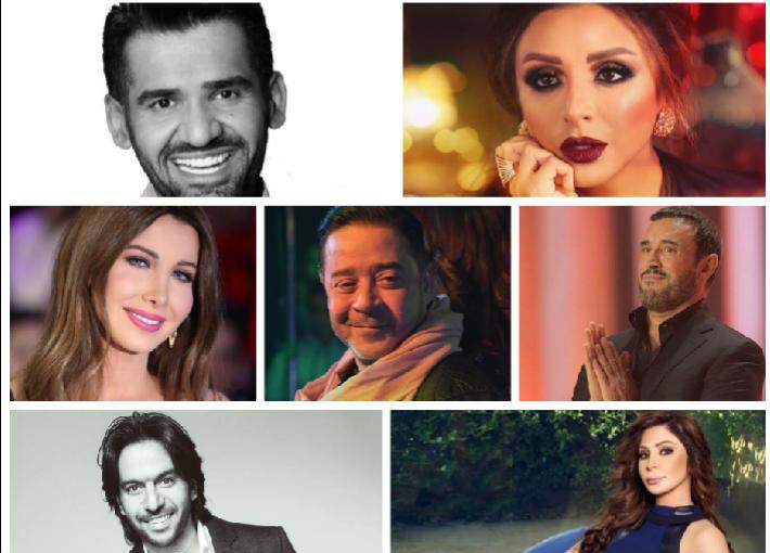 نجوم تترات مسلسلات رمضان 2018